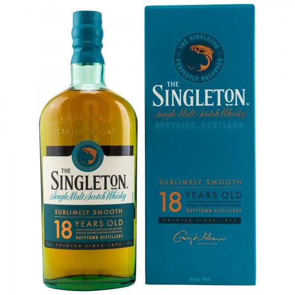 The Singleton of Dufftown 18 Jahre