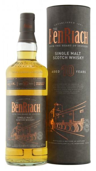 BenRiach 10 Jahre 43% 0,7l