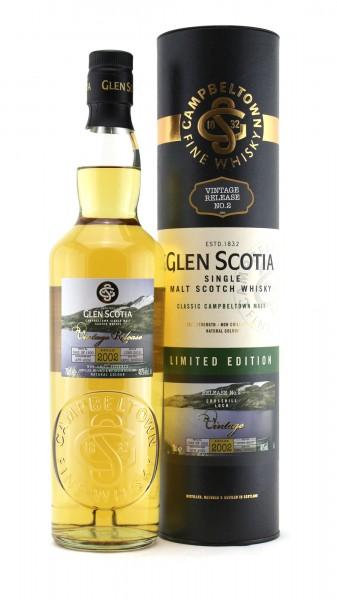 Glen Scotia 2002 - 2019 Vintage Release No.2
