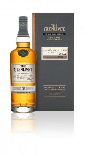 Glenlivet 16 Jahre Cairn na Bruar