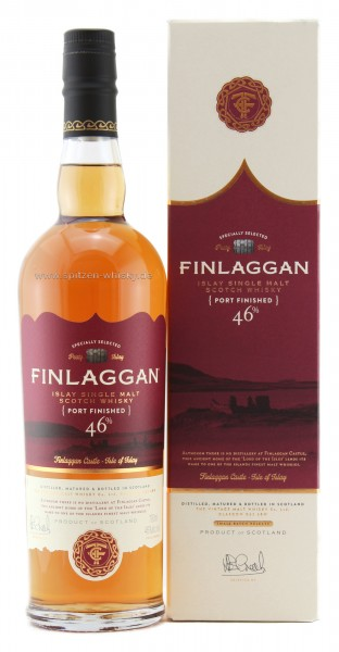 Finlaggan Port Finish 46% 0,7l