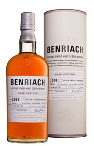 BenRiach 2010 - 2021 10 Jahre PX Sherry Puncheon Cask 2739