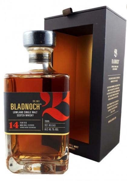 Bladnoch 14 Jahre Oloroso Sherry 2021 Release