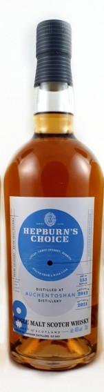 Auchentoshan 8 Jahre Hepburn's Choice Hunter Laing