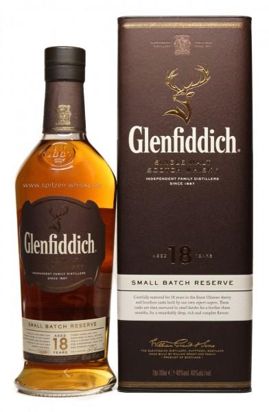 Glenfiddich 18 Jahre Small Batch Release