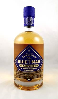 The Quiet Man 12 Jahre Cask Strength