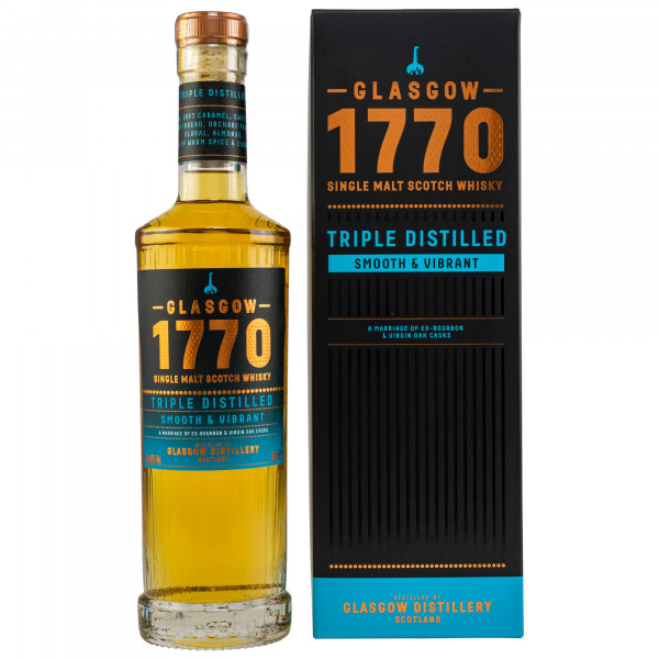 Glasgow 1770 Smooth & Vibrant