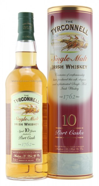 Tyrconell 10 Jahre Port Cask Finish