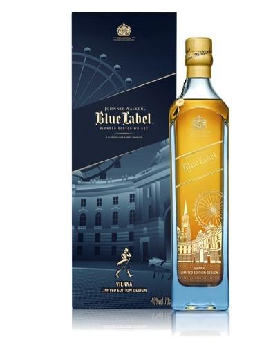 Johnnie Walker Blue Label Vienna Edition