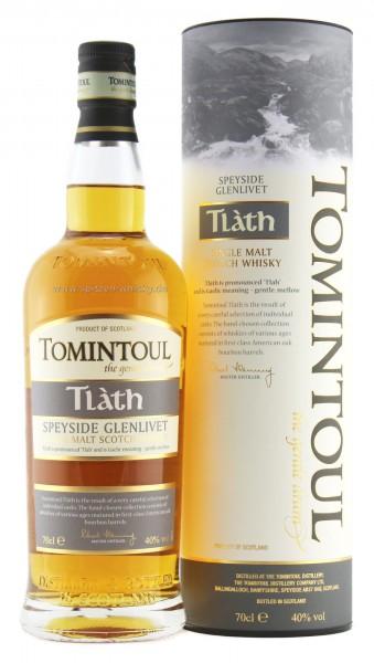 Tomintoul Tlàth 40% 0,7l