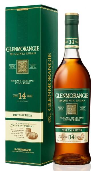 Glenmorangie Quinta Ruban 14 Jahre