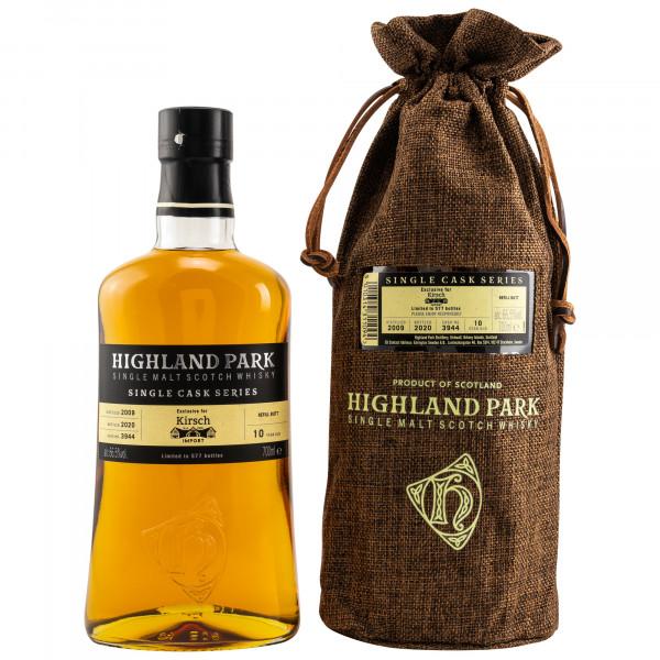 Highland Park 10 Jahre 2009 - 2020 Single Cask Series