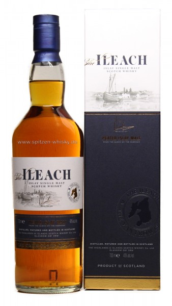 The Ileach Peated Islay Malt
