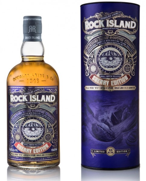 Rock Island Sherry Island Blended Malt Whisky