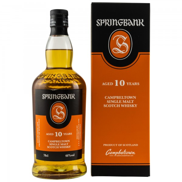 Springbank 10 Jahre