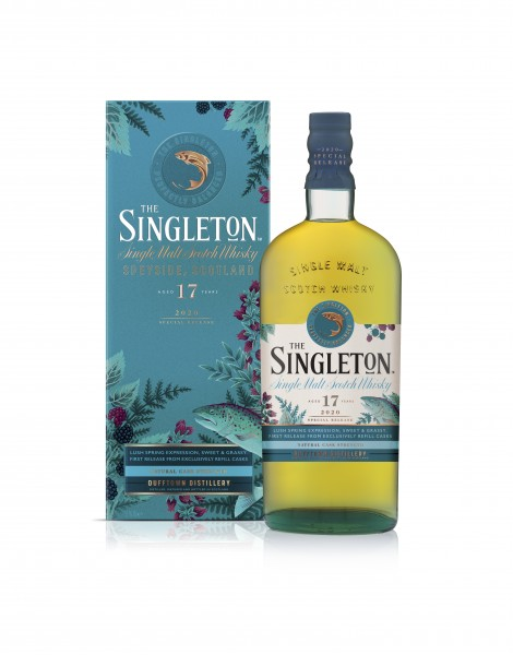 The Singleton of Dufftown 17 Jahre Special Release 2020