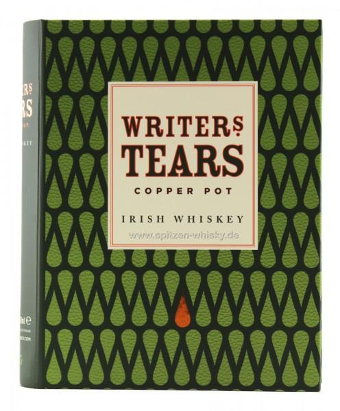 Writers Tears Miniaturen Buch 40% 0,15l