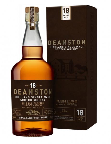 Deanston 18 Jahre 46,3% 0,7l