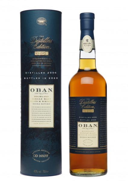 Oban Distillers Edition 2006 / 2020