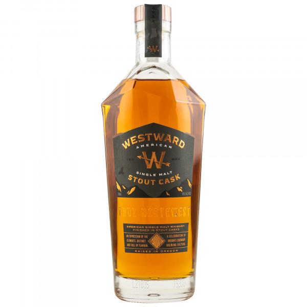 Westward Stout Cask American Single Malt Whiskey 46% 0,7l