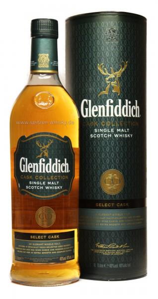 Glenfiddich Cask Collection Select Cask