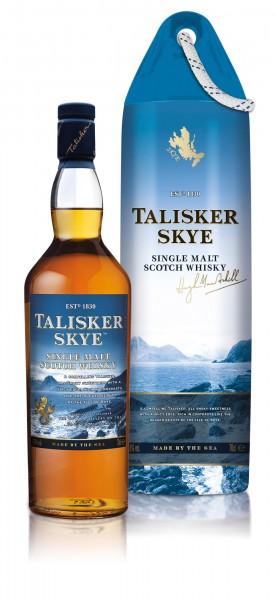 Talisker Skye in Metalldose 45,8% 0,7l