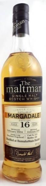 Margadale 16 Jahre 2004 - 2020 Maltman