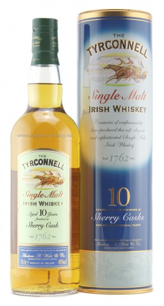 Tyrconell 10 Jahre Sherry Cask Finish