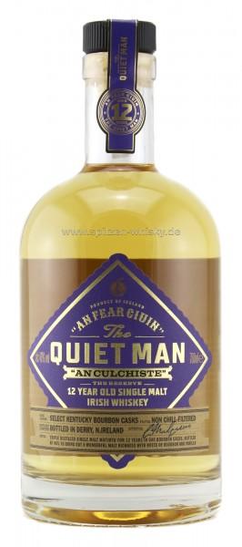 The Quiet Man 12 Jahre 46% 0,7l