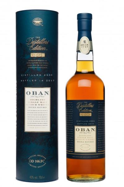 Oban Distillers Edition 2003 / 2017