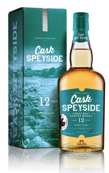 Cask Speyside 12 Jahre