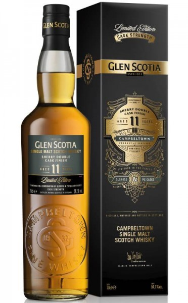 Glen Scotia 11 Jahre Double Cask Finish